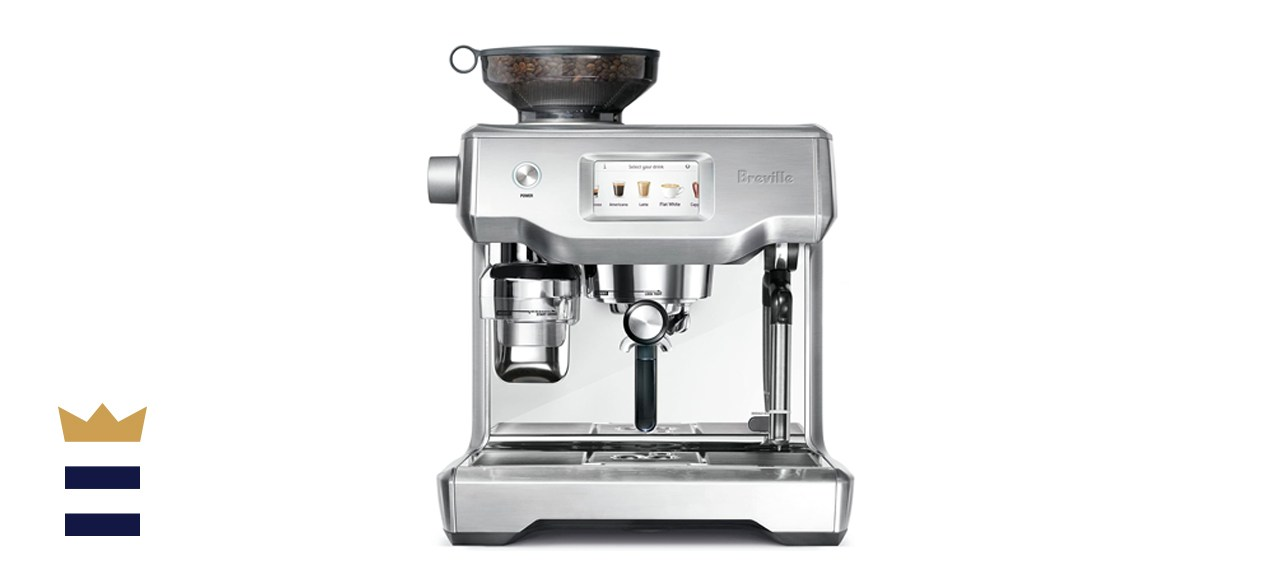 Breville Oracle Touch Espresso Machine with Grinder