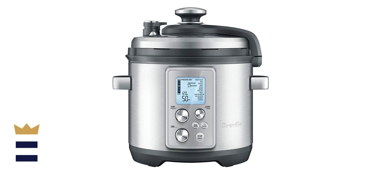 Breville's Fast Slow Pro Multifunction Cooker