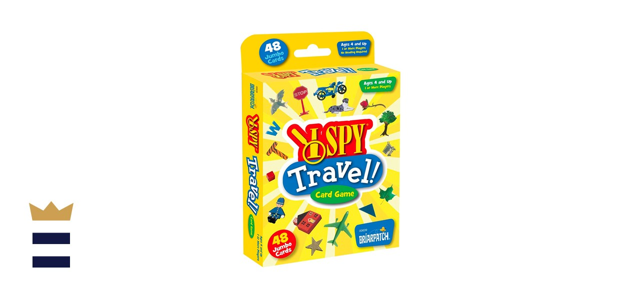 Briarpatch I SPY Travel Card Game for Kids