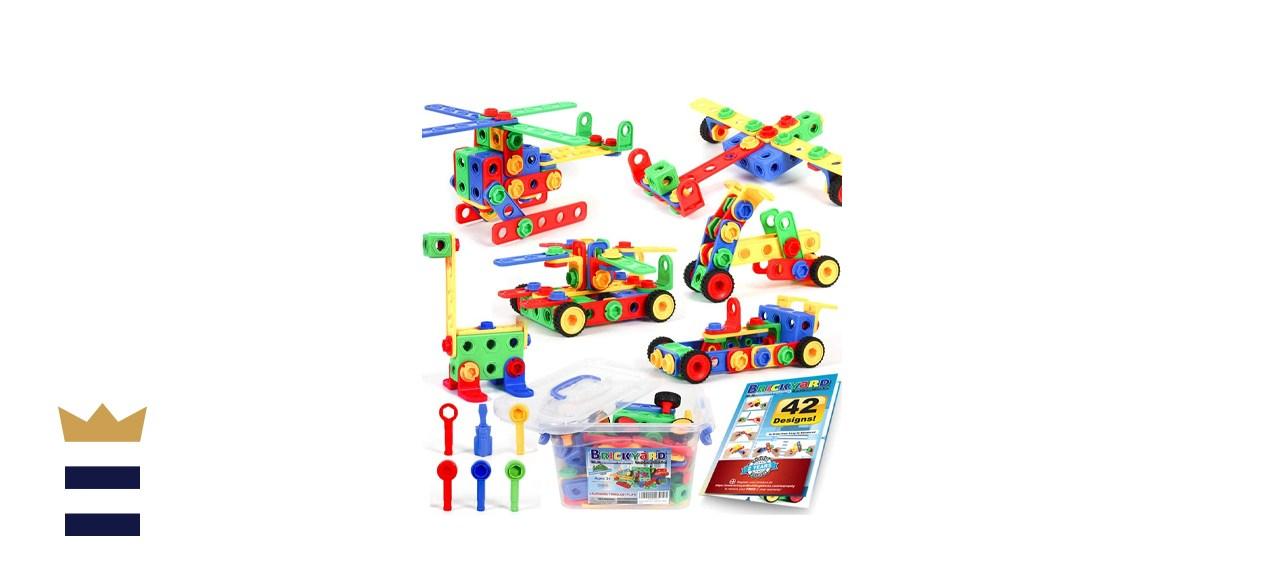 Brickyard Building STEM Toys & Activities
