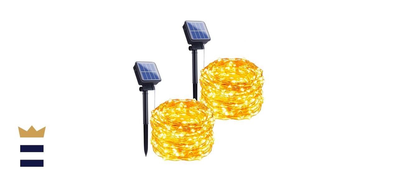Brightown LED Solar Powered Fairy Lights