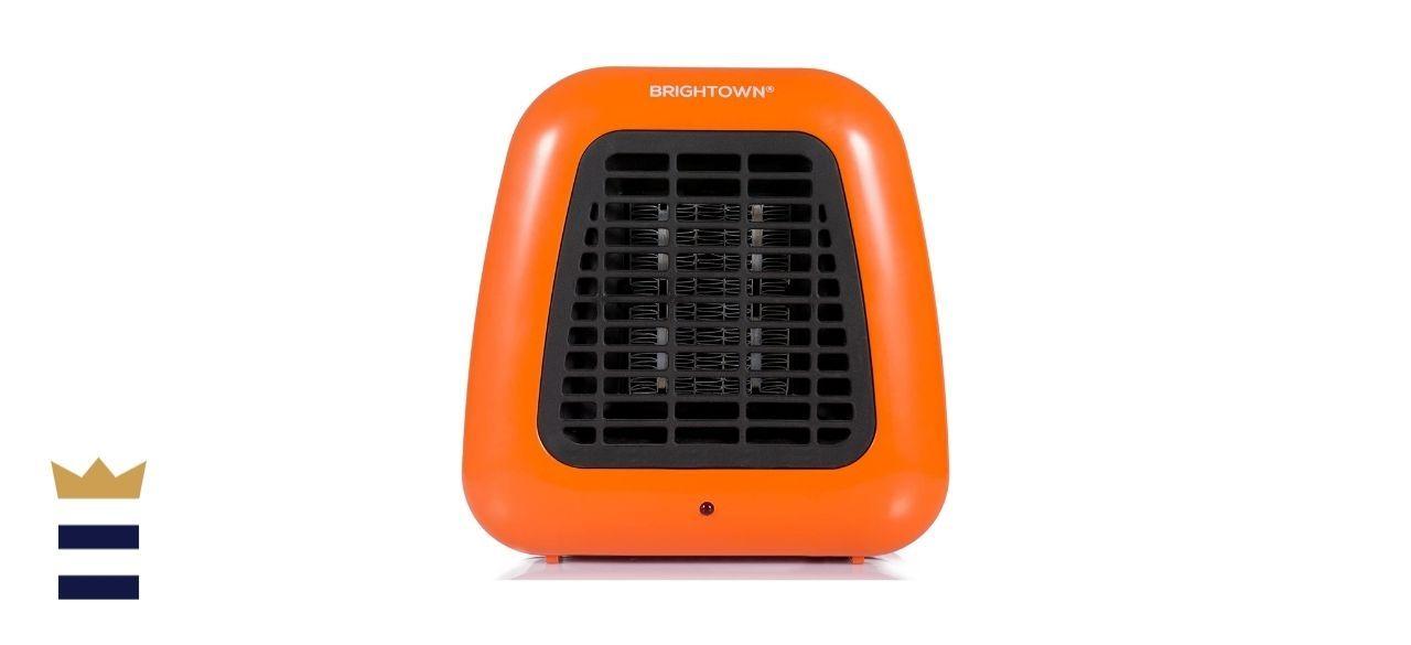 Brightown Personal Ceramic Mini Desk Heater