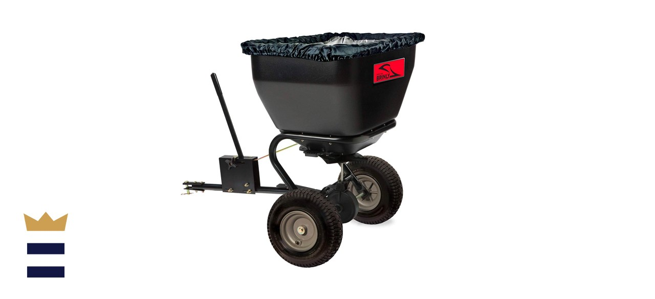 Brinly BS36BH Tow-Behind Broadcast Spreader