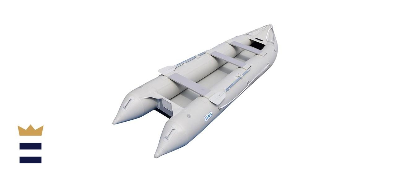 BRIS Inflatable Fishing Kayak