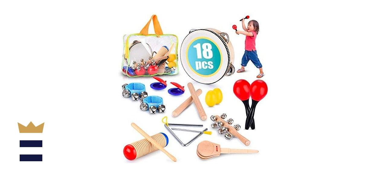 Britenway Musical Instrument Toy Set
