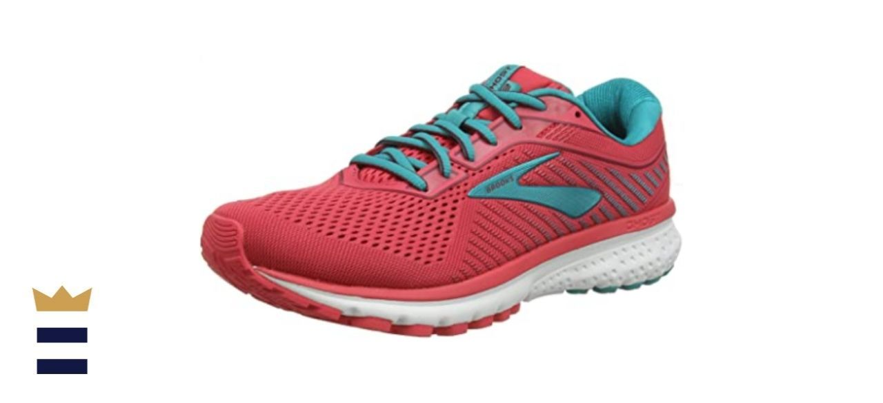 Brooks running shoes for Turkey Trot