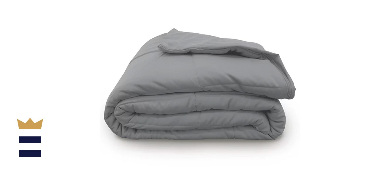 Brookstone Cooling Weighted Blanket
