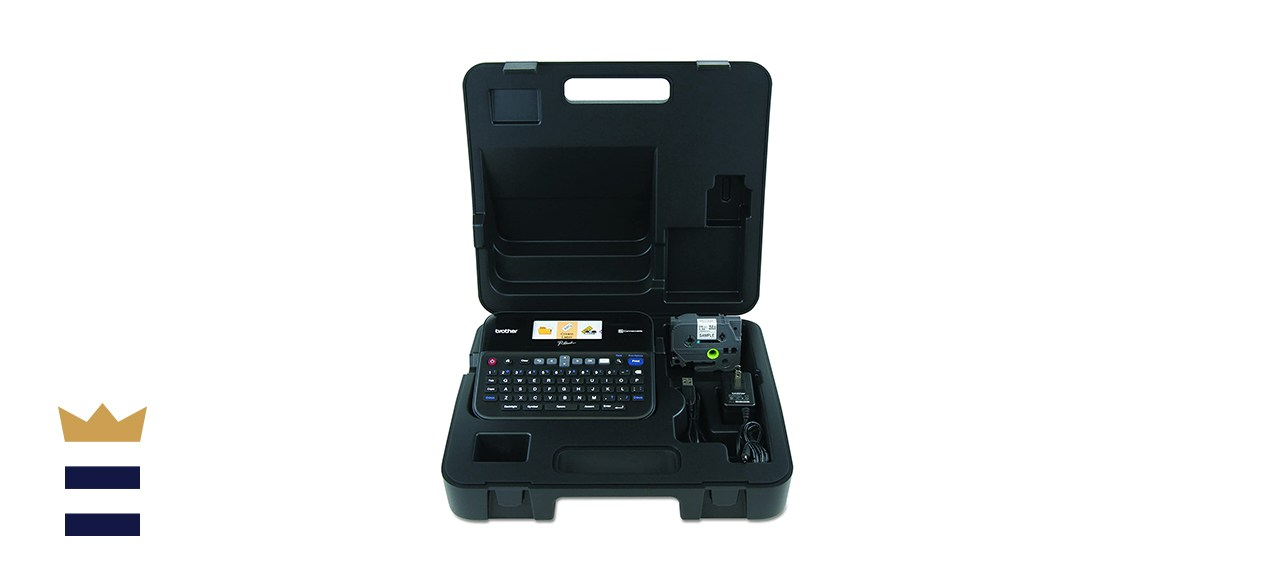 Brother P-touch, PTD600VP, PC-Connectable Label Maker