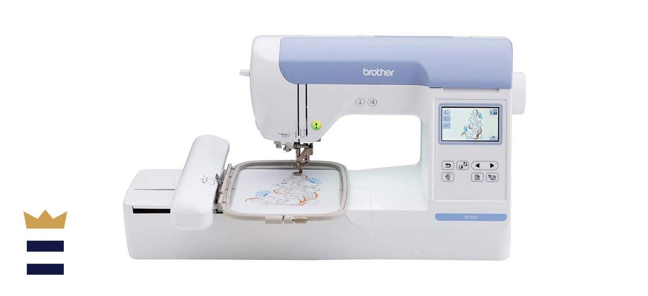 BrotherPE800 Embroidery Machine
