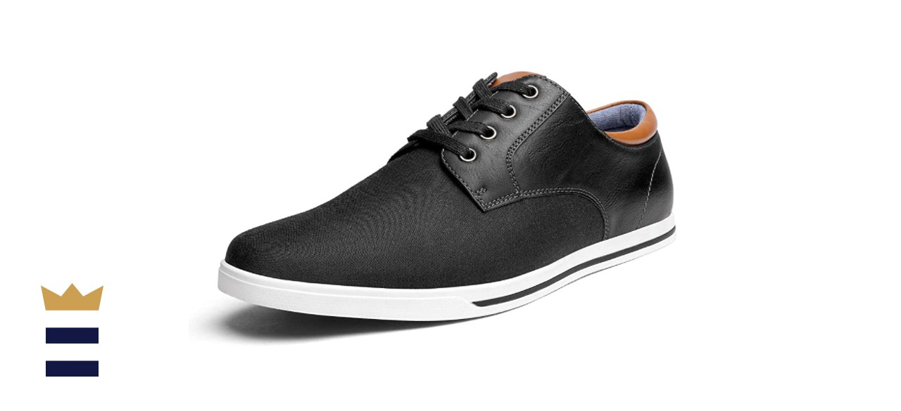 Bruno Marc Men's Rivera Oxford Sneaker