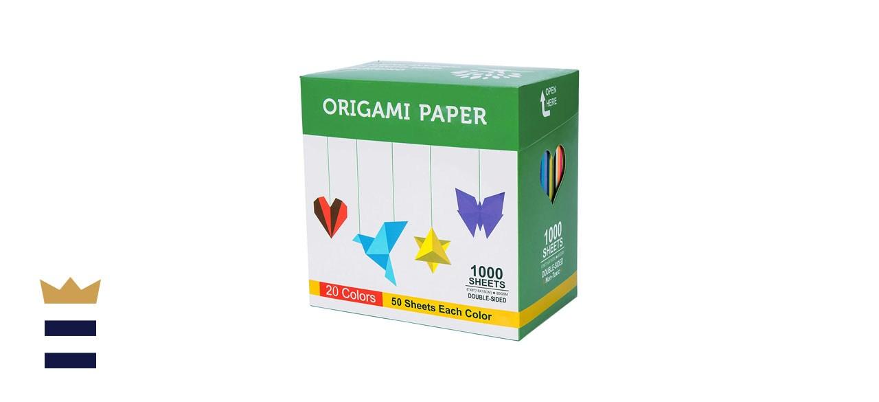 BuBu Origami Paper
