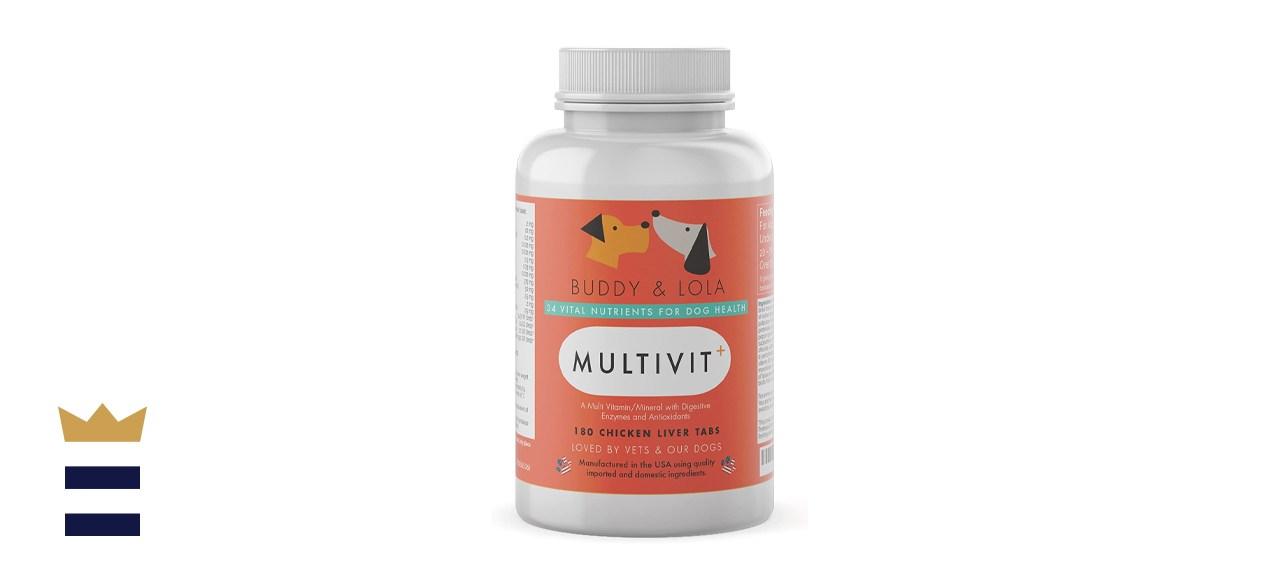 Buddy & Lola Multivit Multivitamin