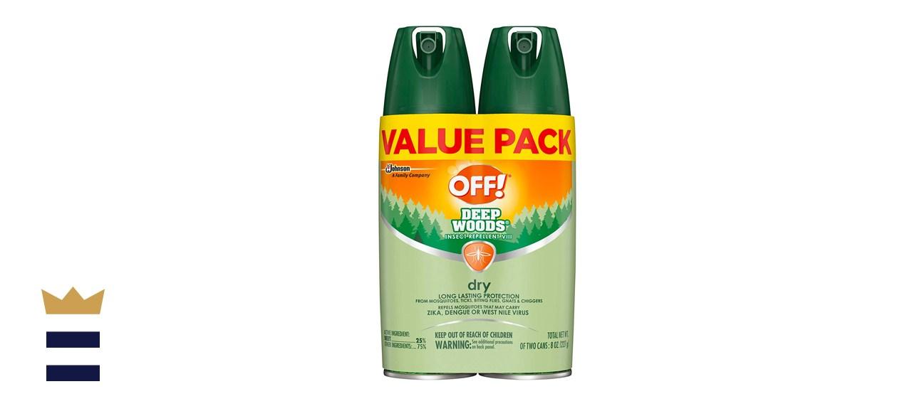Deep Woods Bug Spray & Mosquito Repellent