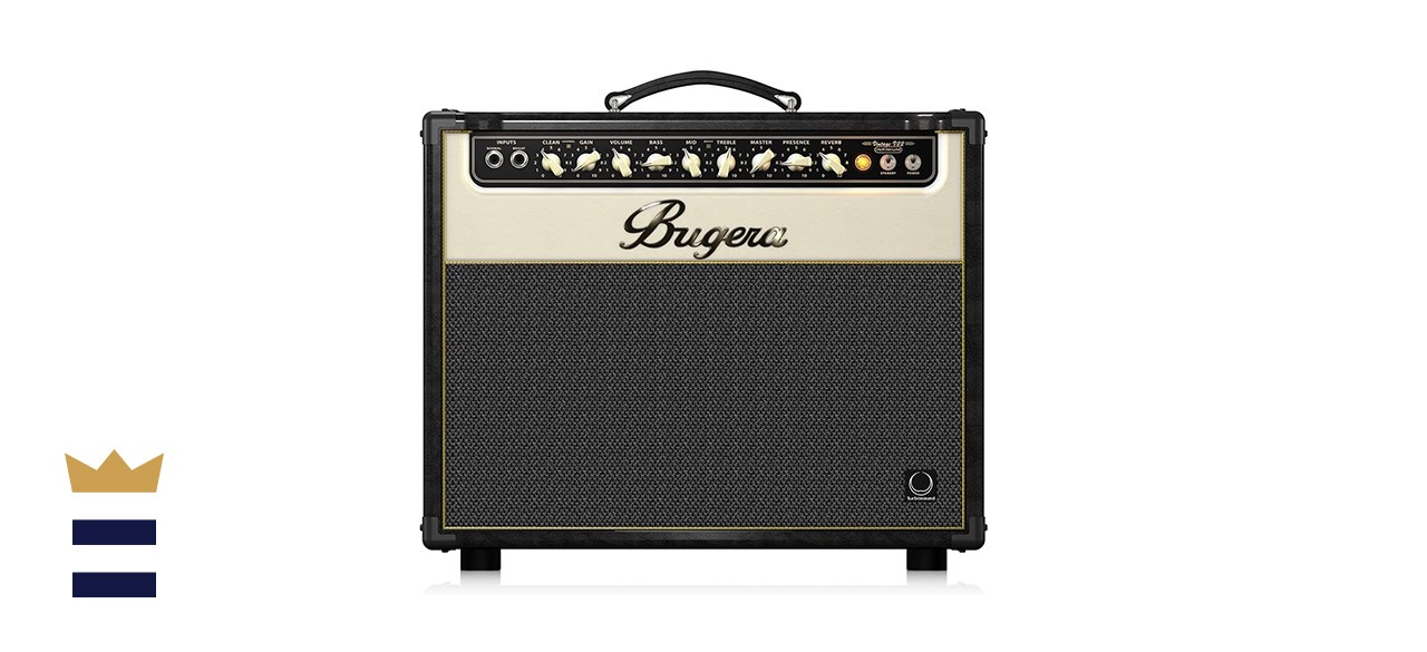 Bugera V22 Infinium 22-Watt Vintage 2-Channel Combo Tube Amp with Reverb
