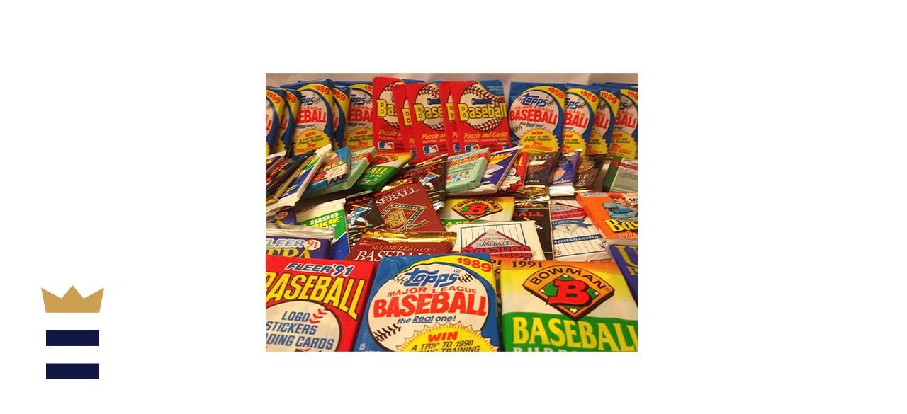 Buggle's Classics 100 Vintage Baseball Cards