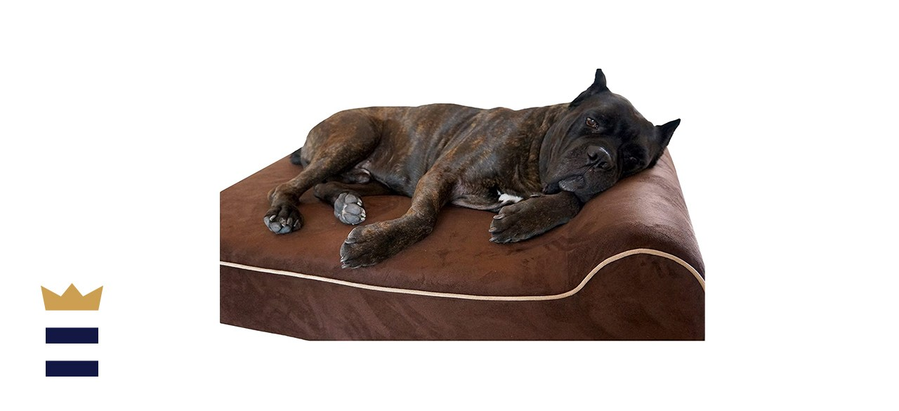 Bully Beds Orthopedic Memory Foam Dog