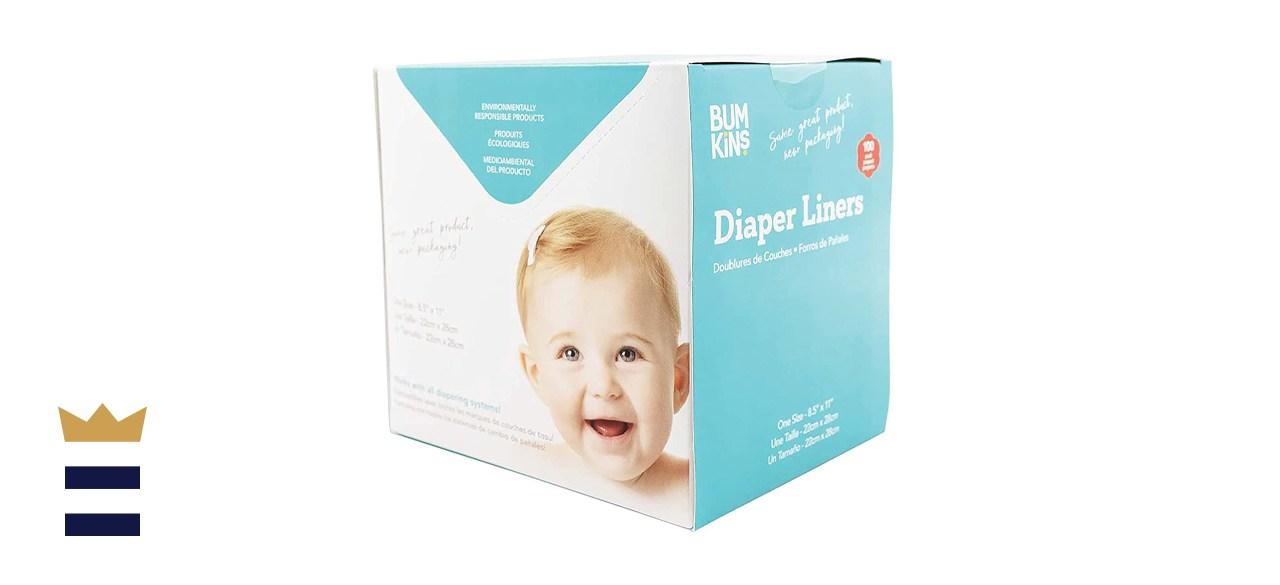 Bumkins Flushable Diaper Liners