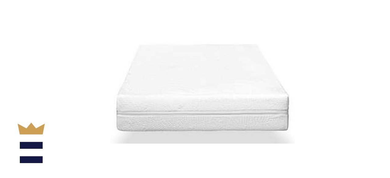 Bundle of Dreams Classic Breathable Crib and Toddler Mattress