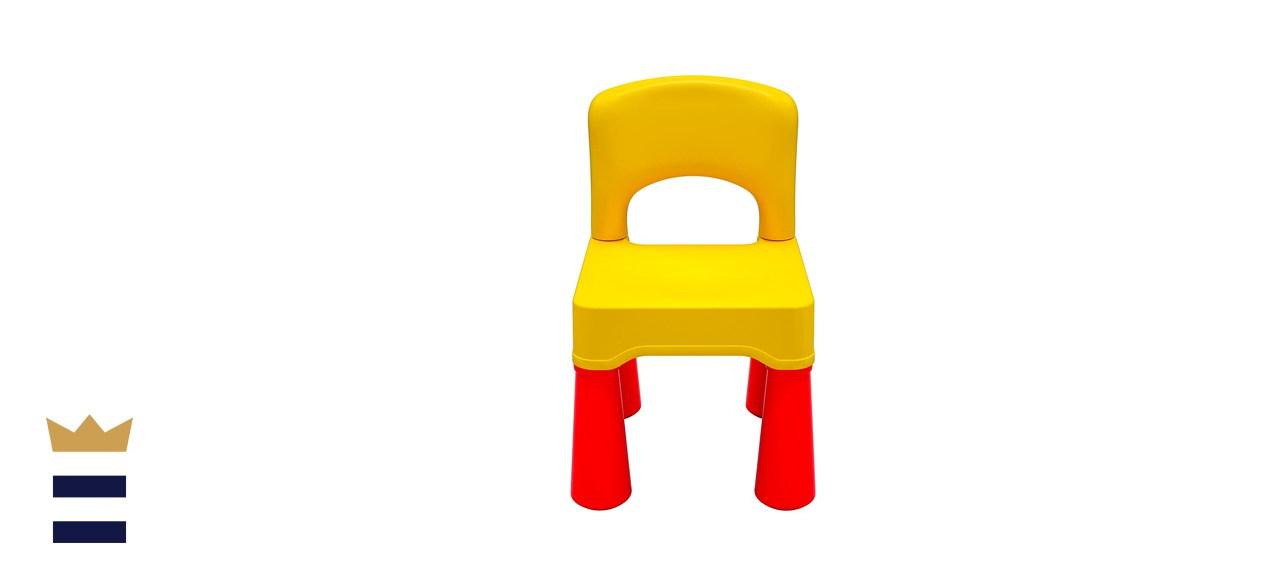 Burgkidz Plastic Toddler Chair
