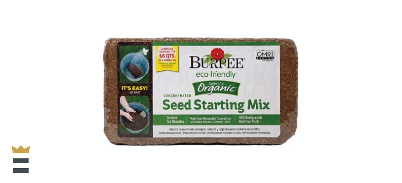Burpee Organic Seed Starting Mix