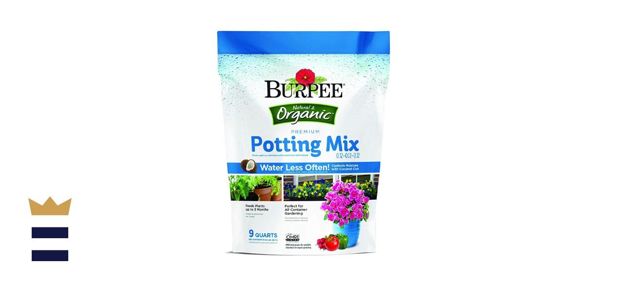 Burpee Premium Organic Potting Mix