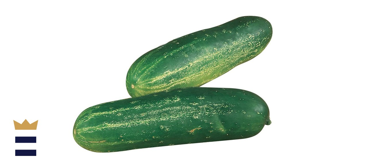 Burpee Straight Eight Slicing Cucumber Seeds