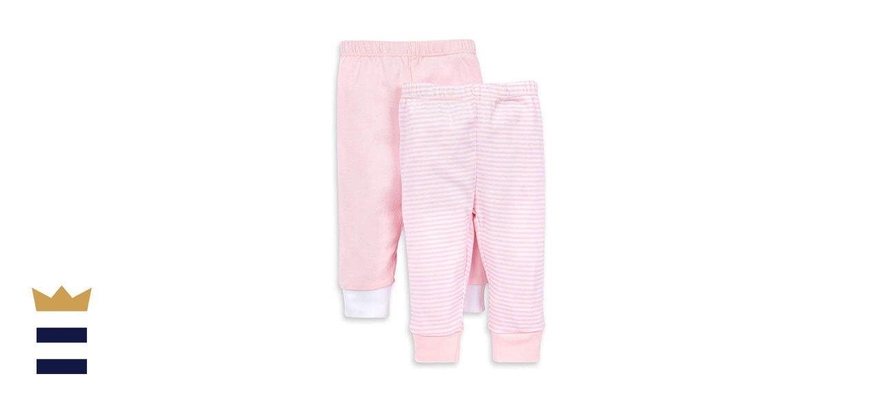 Burt's Bees Baby Unisex Baby Pants Set