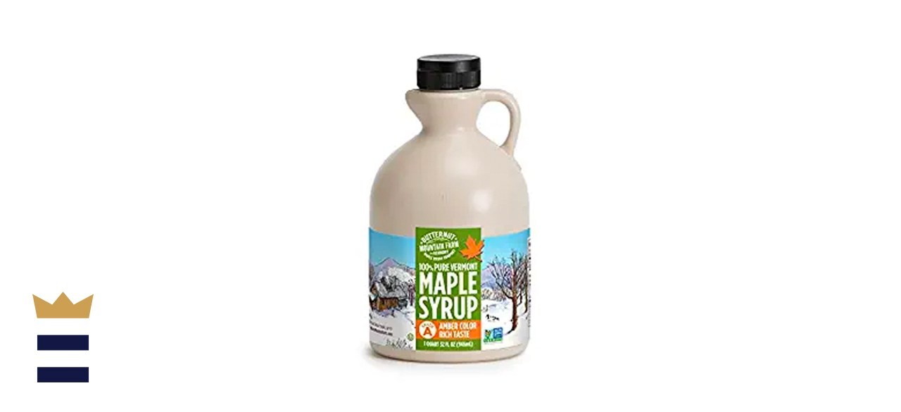 Butternut Mountain Farm Pure Vermont Maple Syrup