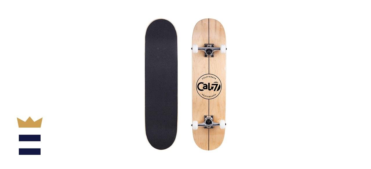 Cal 7 Complete Standard Skateboard