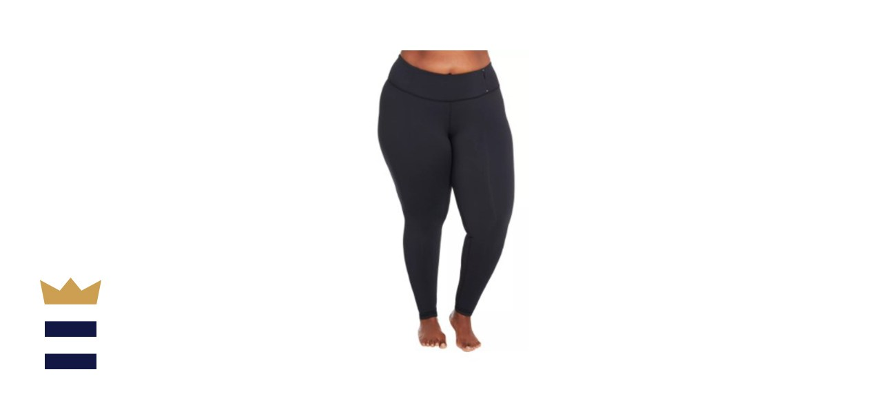 CALIA by Carrie Underwood Plus Size Essential Mid-Rise Leggings