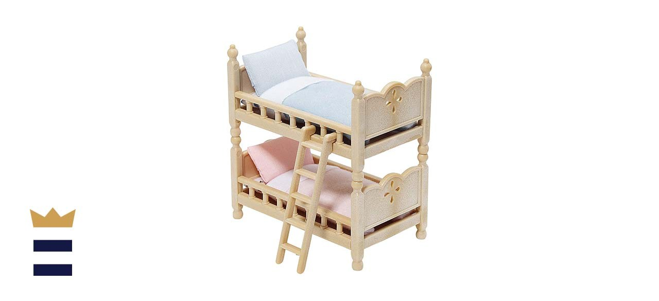Calico Critters Bunk Bed Set