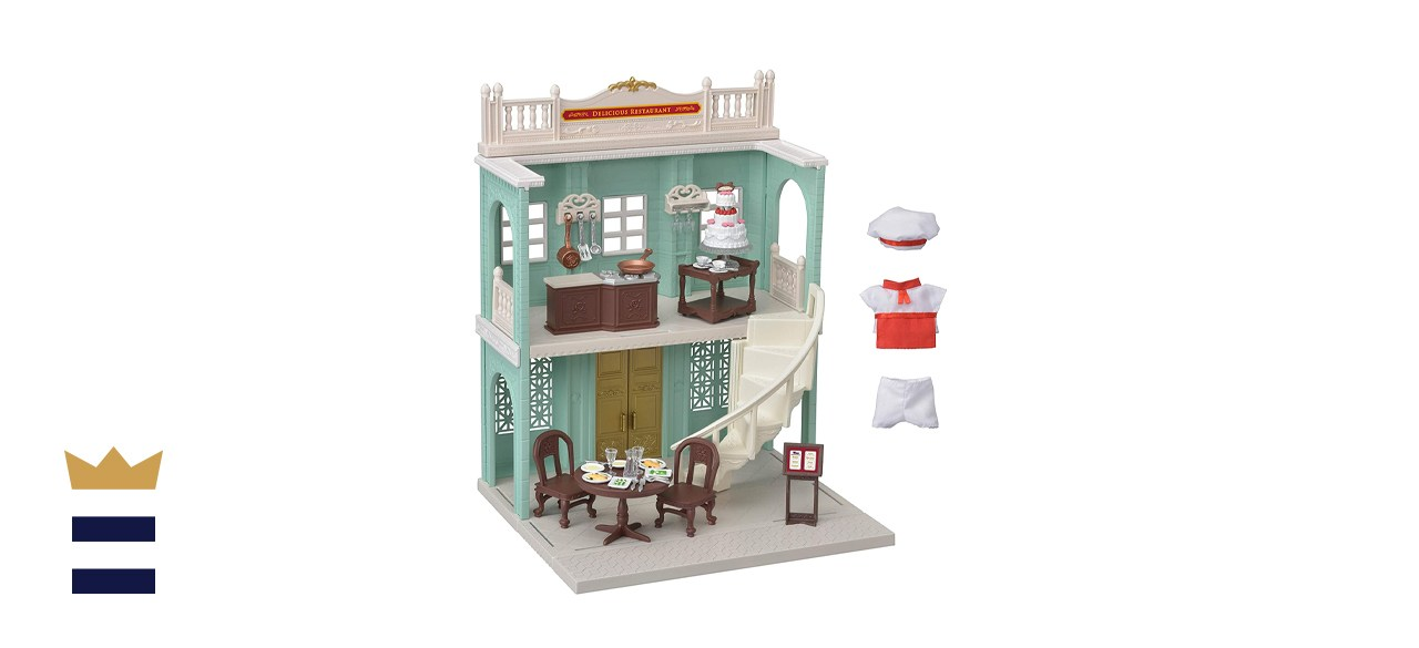Calico Critters Town Series Delicious Restaurant