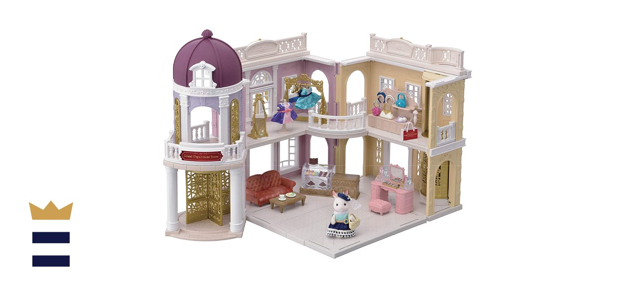 Calico Critters Town Series Grand Department Store Gift Set