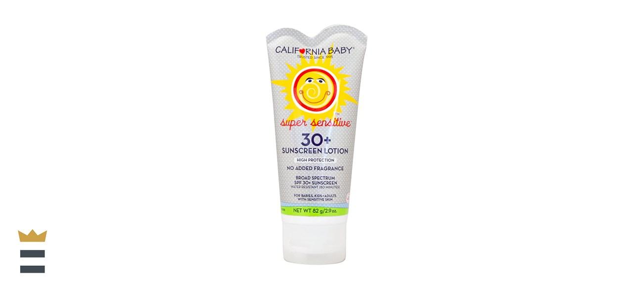 California Baby Super Sensitive Sunscreen SPF 30