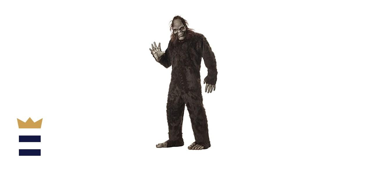 California Costumes Store Big Foot Costume