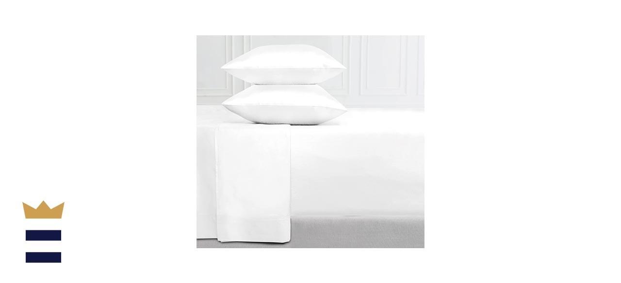 California Design Den's 100% Cotton 4-Piece Queen Sheet Set