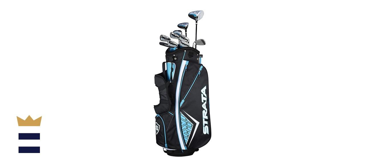Callaway Strata Plus Women's Golf Set