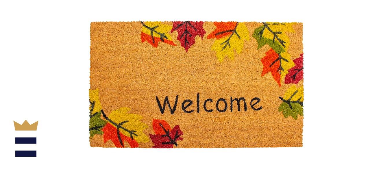 "Calloway Mills Autumn Breeze Coir Door Mat 17"" x 29"""