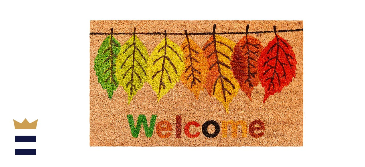 """Calloway Mills Fall Colors Doormat 29"""" x 17"""""""