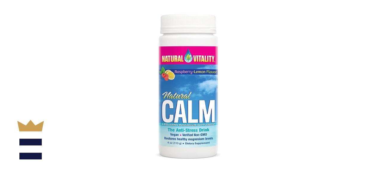 Natural Vitality Natural Calm Magnesium Anti Stress