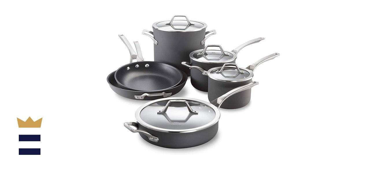 Calphalon Signature Hard-Anodized Nonstick Pots and Pans