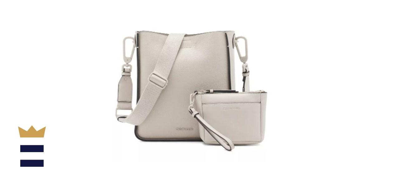 Calvin Klein Lucia Bucket Bag