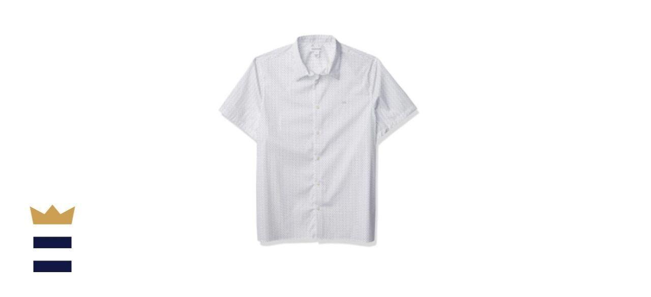 Calvin Klein Men's Short Sleeve Shirt