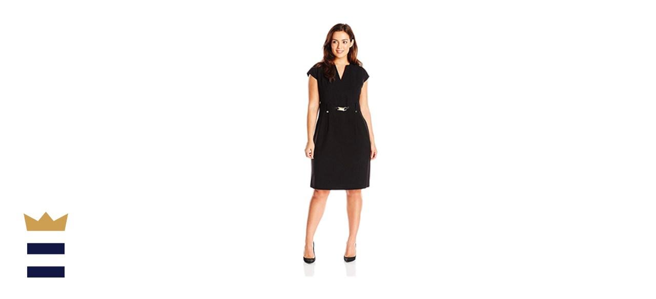 Calvin Klein Plus-Size Shirt Dress