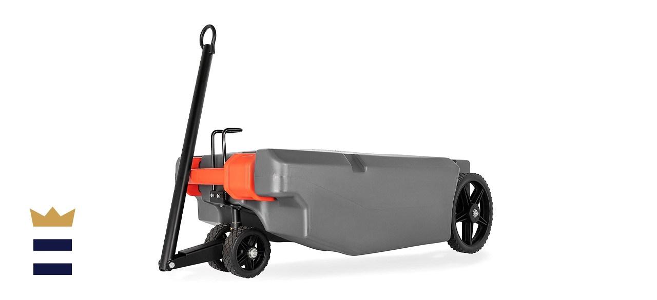 Camco Rhino Heavy Duty Four-Wheeled Waste Holding Tank