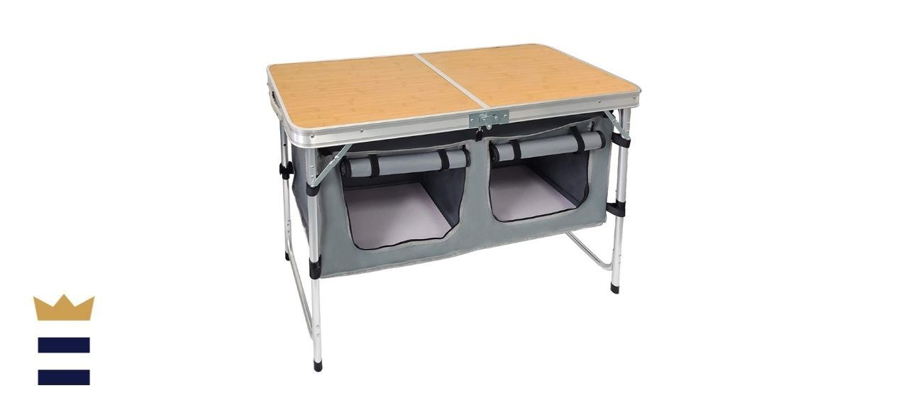 CampLand Outdoor Folding Table