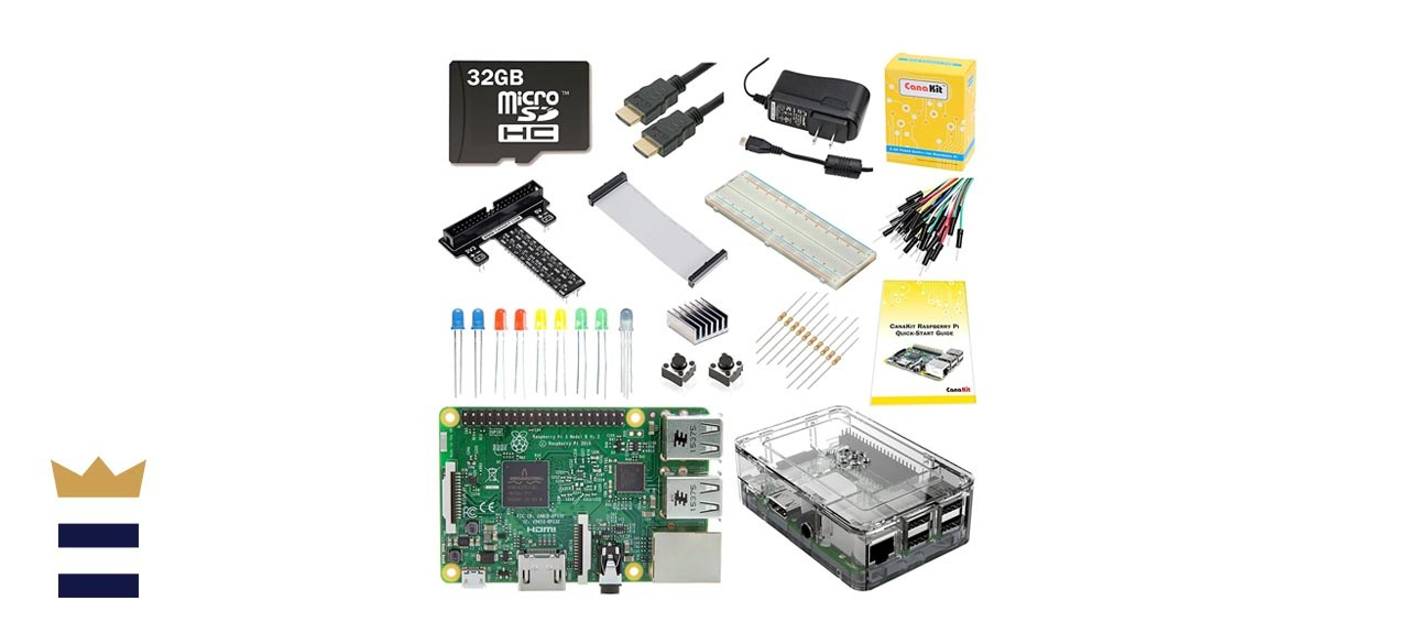 CanaKit's Raspberry Pi 3 Ultimate Starter Kit