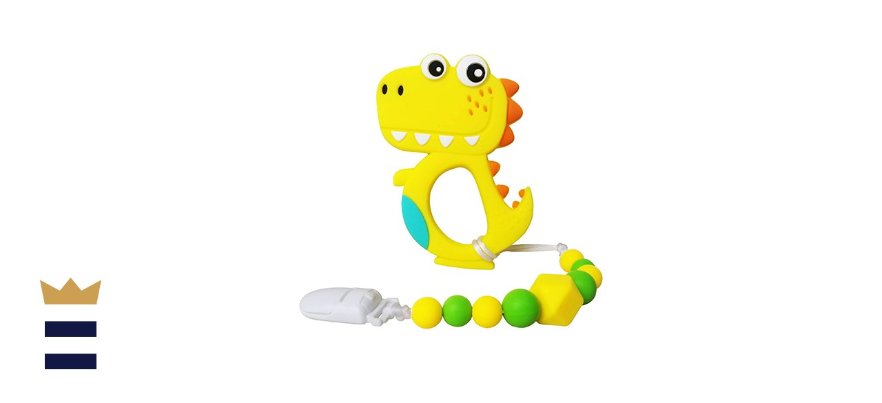 Canay Dinosaur Baby Teether
