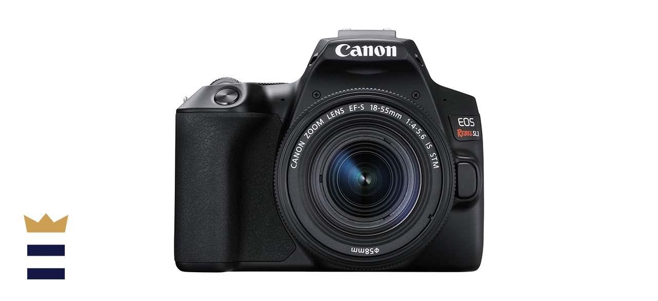 Canon EOS Rebel SL3 DSLR