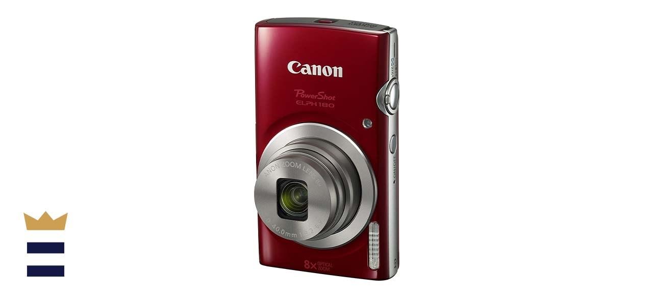 The Canon PowerShot ELPH